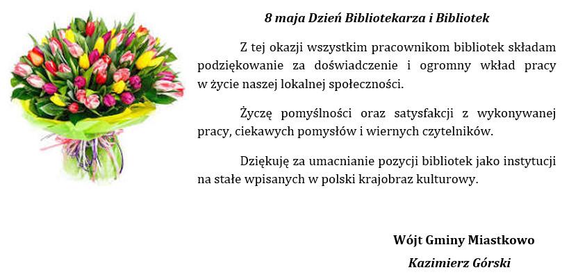Święto bibliotekarza